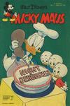Cover for Micky Maus (Egmont Ehapa, 1951 series) #2/1954