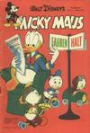 Cover for Micky Maus (Egmont Ehapa, 1951 series) #4/1954