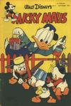 Cover for Micky Maus (Egmont Ehapa, 1951 series) #9/1954