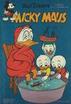 Cover for Micky Maus (Egmont Ehapa, 1951 series) #11/1954