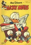 Cover for Micky Maus (Egmont Ehapa, 1951 series) #2/1955