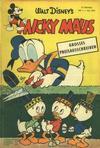 Cover for Micky Maus (Egmont Ehapa, 1951 series) #7/1955