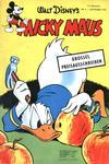 Cover for Micky Maus (Egmont Ehapa, 1951 series) #9/1955