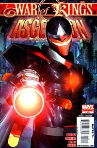 Cover Thumbnail for War of Kings: Ascension (Marvel, 2009 series) #3