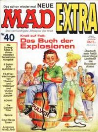 Cover Thumbnail for Mad Extra (BSV - Williams, 1975 series) #40