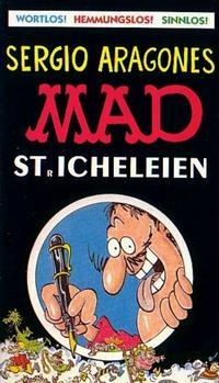 Cover Thumbnail for Mad-Taschenbuch (BSV - Williams, 1973 series) #69 - Mad-Stricheleien