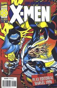 Cover Thumbnail for Los Asombrosos X-Men (Planeta DeAgostini, 1995 series) #2
