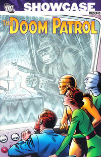 Cover Thumbnail for Showcase Presents The Doom Patrol (DC, 2009 series) #1