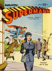 Cover Thumbnail for Buntes Allerlei (Aller Verlag, 1953 series) #44/1953