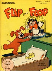 Cover Thumbnail for Buntes Allerlei (Aller Verlag, 1953 series) #17/1954