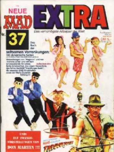 Cover for Mad Extra (BSV - Williams, 1975 series) #37