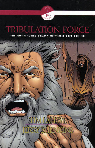 Cover for Tribulation Force Book 2 (Tyndale House Publishers, Inc, 2002 series) #4