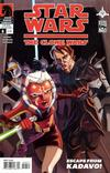 Cover for Star Wars The Clone Wars (Dark Horse, 2008 series) #6