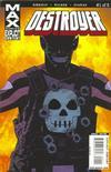 Cover for Destroyer (Marvel, 2009 series) #1