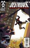 Cover for Destroyer (Marvel, 2009 series) #2