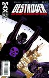 Cover for Destroyer (Marvel, 2009 series) #4
