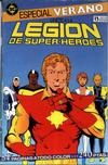 Cover for Legión de Superhéroes [Legión de Superhéroes Especial] (Zinco, 1987 series) #1