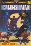 Cover for Los Mejores del Mundo (Zinco, 1991 series) #3