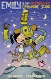 Cover for Emily and the Intergalactic Lemonade Stand (Slave Labor, 2004 series)