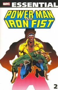 Cover Thumbnail for Essential Power Man and Iron Fist (Marvel, 2007 series) #2