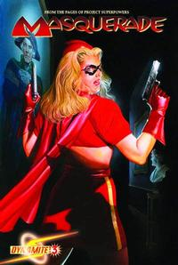 Cover for Masquerade (Dynamite Entertainment, 2009 series) #3