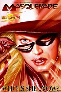 Cover Thumbnail for Masquerade (Dynamite Entertainment, 2009 series) #4 [Alex Ross Cover]