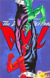 Cover Thumbnail for Death-Defying 'Devil (Dynamite Entertainment, 2008 series) #4 [John Cassaday Cover]