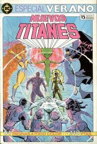 Cover Thumbnail for Nuevos Titanes [Nuevos Titanes Especial Verano] (Zinco, 1987 series)