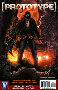 Cover Thumbnail for Prototype (DC, 2009 series) #2