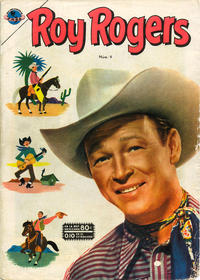 Cover Thumbnail for Roy Rogers (Editorial Novaro, 1952 series) #9