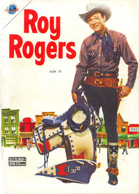 Cover Thumbnail for Roy Rogers (Editorial Novaro, 1952 series) #15