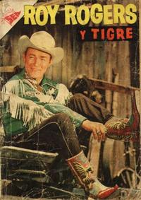 Cover Thumbnail for Roy Rogers (Editorial Novaro, 1952 series) #52