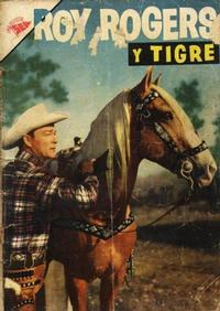 Cover Thumbnail for Roy Rogers (Editorial Novaro, 1952 series) #57