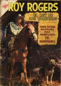 Cover Thumbnail for Roy Rogers (Editorial Novaro, 1952 series) #87