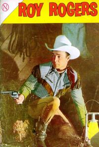 Cover Thumbnail for Roy Rogers (Editorial Novaro, 1952 series) #140