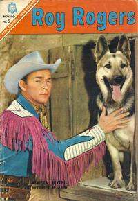 Cover Thumbnail for Roy Rogers (Editorial Novaro, 1952 series) #170