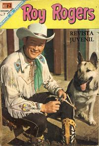 Cover Thumbnail for Roy Rogers (Editorial Novaro, 1952 series) #193
