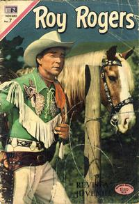 Cover Thumbnail for Roy Rogers (Editorial Novaro, 1952 series) #218