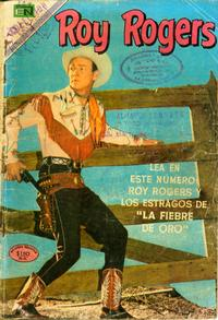 Cover Thumbnail for Roy Rogers (Editorial Novaro, 1952 series) #224