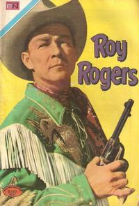 Cover Thumbnail for Roy Rogers (Editorial Novaro, 1952 series) #236