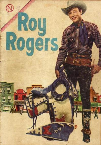 Cover for Roy Rogers (Editorial Novaro, 1952 series) #138