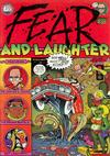 Cover for Fear and Laughter (Kitchen Sink Press, 1977 series)