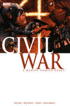 Cover for Civil War (Marvel, 2007 series)