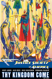 Cover Thumbnail for Justice Society of America: Thy Kingdom Come (DC, 2008 series) #3