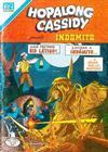Cover for Hopalong Cassidy (Editorial Novaro, 1952 series) #299