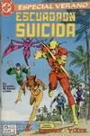 Cover for Escuadrón Suicida [Especial Escuadrón Suicida] (Zinco, 1988 series) #2