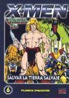 Cover for Coleccionable X-Men / La Patrulla-X (Planeta DeAgostini, 2000 series) #6