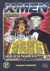 Cover for Coleccionable X-Men / La Patrulla-X (Planeta DeAgostini, 2000 series) #27