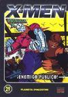 Cover for Coleccionable X-Men / La Patrulla-X (Planeta DeAgostini, 2000 series) #29