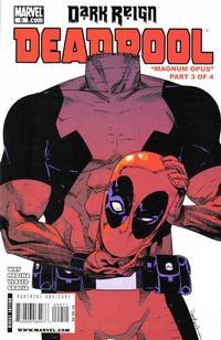 Cover Thumbnail for Deadpool (Marvel, 2008 series) #9